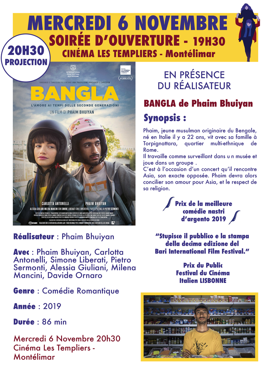 Festival : Tous nos évènements Cinéma