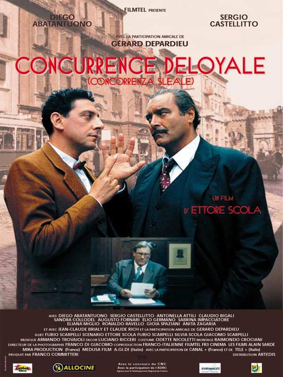 2ème festival du cinéma italien à Montélimar