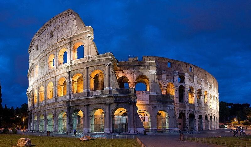 Romans romains!