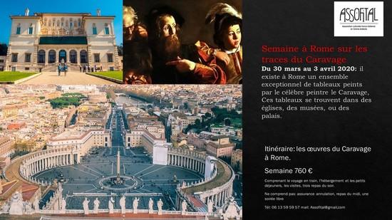 VOYAGE A ROME